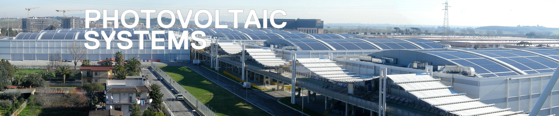 Standing Seam Metal Roofs Photovoltaic Systems
