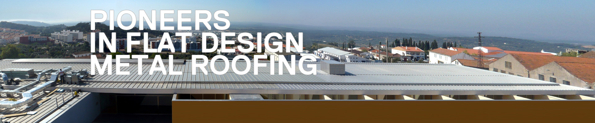 Riverclack Standing Seam Metal Roofing Solar And Green Roofs
